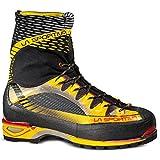 La Sportiva Trango Ice Cube GTX Black/Yellow, Chaussures de Randonnée Hautes Mixte Adulte