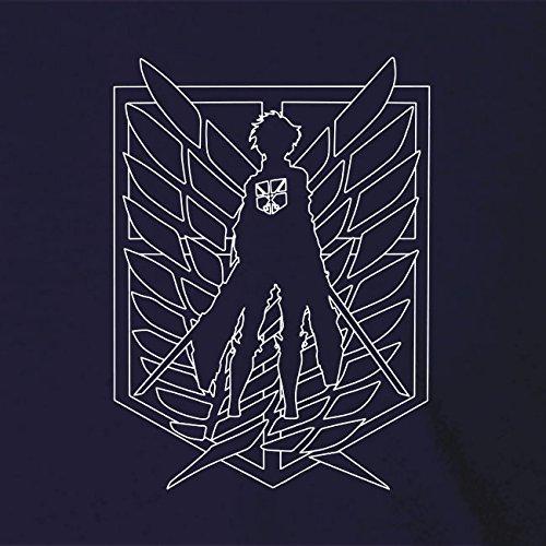 Scouting Legion Eren - Damen T-Shirt Braun