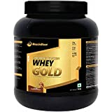 Muscleblaze Whey Gold 100% Whey Isolate Protein Supplement Powder, 1 kg 33 Servings (Rich Milk Chocolate)