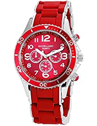 Excellanc Damen-Armbanduhr Analog Quarz 150925000001