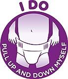 Huggies Töpfchen Training Pants für Mädchen, groß (4 X 14 ) - 6
