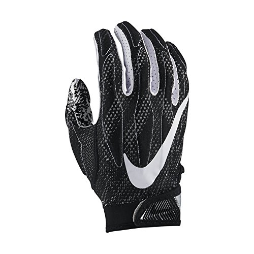Nike - Superbad 4.0 American Football Handschuhe - Black - X-Large