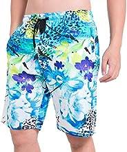 Men's Swim Shorts Quick Drying Beach Pants Swimwear 3D Printed Casual