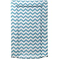 East Coast Nursery Chevron Changing Mat (Turquoise) - ukpricecomparsion.eu