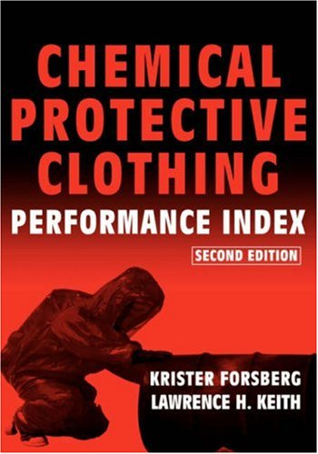Chemical Protective Clothing Index 2E (A Wiley-Interscience publication)