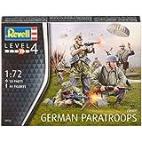 Revell - 02532 - Maquette des Troupes - Paras Allemands WWII - Echelle 1/72