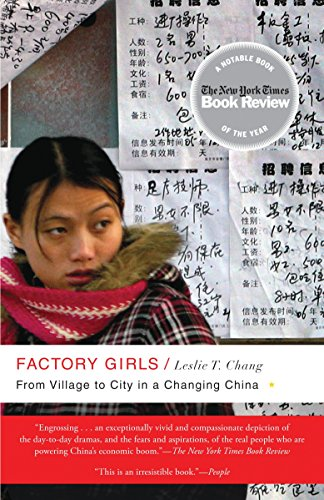 Factory Girls: From Village to City in a Changing China Spiegel China