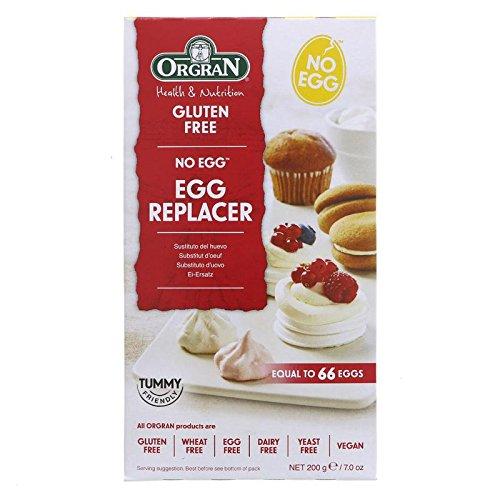 (6er BUNDLE)| Orgran – No Egg (Egg Replacer) -200g
