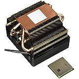 AMD FX 8350Black Edition 4GHz processeur 8Mo 125W Octa Core avec refroidisseur Hbx (spectre)
