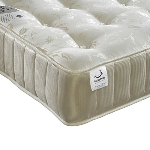 Happy Beds Ortho Royale King Size Mattress Orthopaedic, 5 ft
