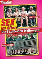 Postkarte A6 +++ TITANIC von modern times +++ SEX IM ALTER 200405 +++ ARTCONCEPT TITANIC, Sonneborn/Hintner