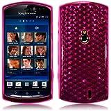 Funda Sony Ericsson Xperia Neo V Gel Rosa