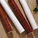 Papier Adhesif pour Meuble Rose Papier Peint Adhesif Mural Stickers Meubles 40cm*2m...