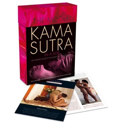 The Modern Kama Sutra in a Box: An Intimate Guide to the Secrets of Erotic Pleasure by Kamini Thomas (2008-10-14)