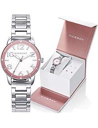 4177638ac1fb Reloj Viceroy Niña Pack 461058-99 + Pendientes de Regalo
