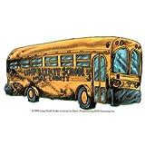 Limp Bizkit Bus Aufkleber