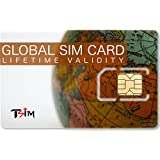TSIM Lifetime Global SIM Card(1GB)