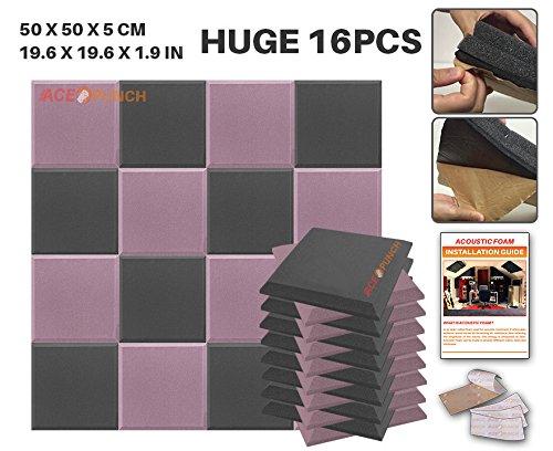 ace-punch-6-paquet-2-couleur-noir-et-bourgogne-auto-adhesif-plat-biseau-tuile-insonorisation-sonoris