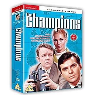 The Champions: The Complete Series [DVD]