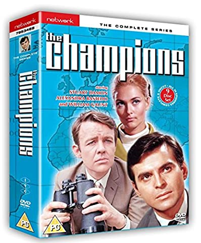 John Gilling - Champions. The - The Complete Series (5