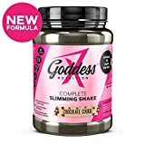 Goddess Nutrition - Complete Slimming Shake 480g - Chocolate Cookie - Post Workout