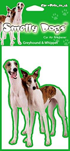 greyhound-levrier-whippet-chien-cadeau-2-x-superbe-desodorisants-pour-voiture