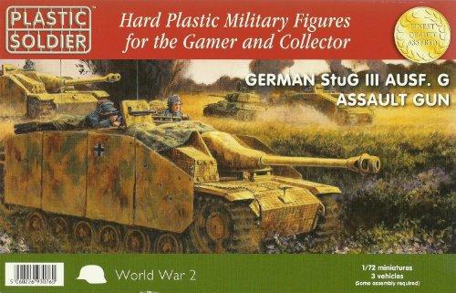 1/72 German StuG III G Assault Gun