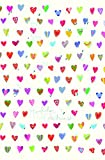 10 Grußkarten Herzlichen Glückwunsch Diverse Anlässe mit Herzen hochwertige Glückwunschkarten aus Naturkarton mit Silberfolie und Blindprägung Klappkarten inklusive Briefumschlägen 410-1862