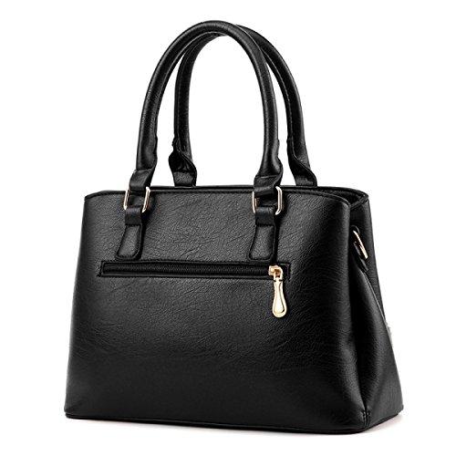 Lady Lychee Muster Schultertasche Handtasche Handtasche Atmosphäre Mode Einfache Handtasche C