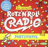 ROTZ 'N' ROLL RADIO – Partypiepel: Musik-CD (1 CD)