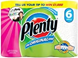 Plenty Bounty Kitchen Towel with Duraquilts, 6 Rolls