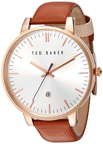 Montre TED BAKER Cuir - Femme - 42x48mm