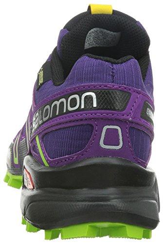Salomon Speedcross 3, Trail femme Violet - Purple (Cosmic Purple/Passion Purple/Granny)