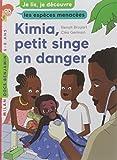 "Afficher ""Kimia, petit singe en danger"""
