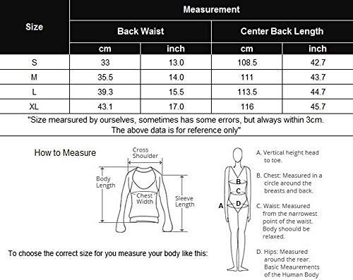 MAXMODA Maternity Kleid, Damen Umstandsmode Sommerkleid Festliches Umstandskleid Schwangeren Kleider Mutterschaftskleid Nachthemd Schwangerschaft Stillkleider Schwarz - 6
