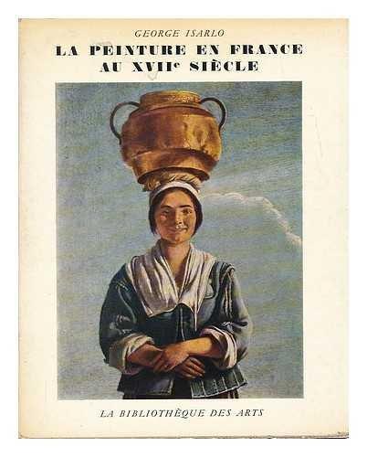 La peinture en France au XVIIe siecle