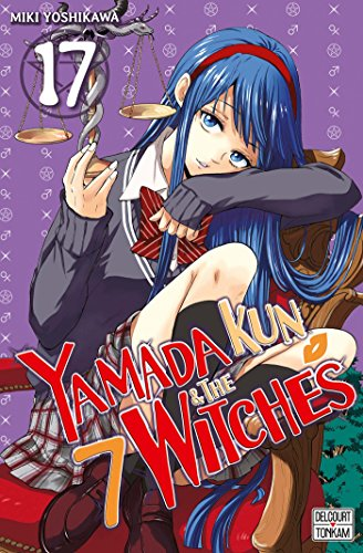 Yamada Kun & the 7 Witches Edition simple Tome 17