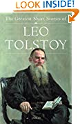 #9: The Greatest Short Stories of Leo Tolstoy
