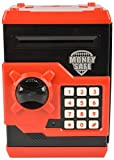 Best B. Toys Locks And Keys - Money Safe Kids Piggy Savings Bank with Electronic Review