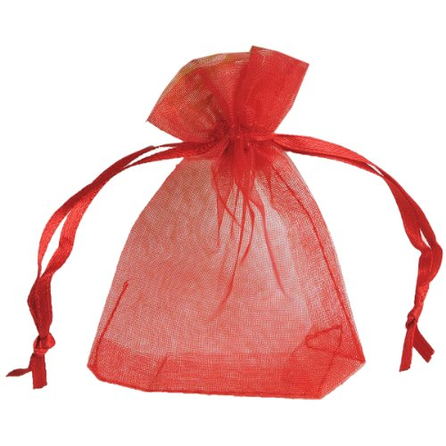 25 Organza Wedding Occasions Gift Bags