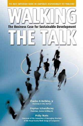 Walking the Talk: The Business Case for ...