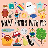 Best Books For 5 Year Old Girls - What Rhymes With Me?: A Fun Guessing Game Review