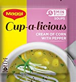 #10: Maggi Soup Corn and Pepper, 15g (Pack of 10)