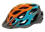 Fahrradhelm Alpina Mythos 2.0 MTB Gr. M (52-57cm) orange/blau/titanium