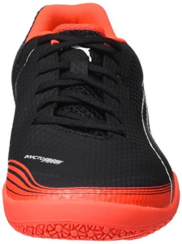 Puma Invicto Fresh, Chaussures de Football Compétition Mixte Adulte Noir (Black 05)