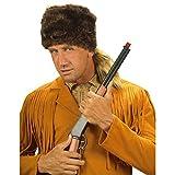 Trappeur chapeau fourrure bonnet scout trappeur chasseur bonnet de scout coureur des bois bonnet de fourrure Daniel Boone carnaval