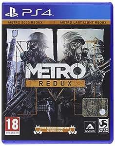 Metro: Redux - PlayStation 4