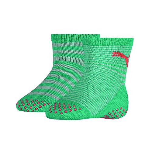 PUMA ABS Baby Socken 6er Pack, Grösse:19-22;Farbe:Navigate / Peacoat (633)