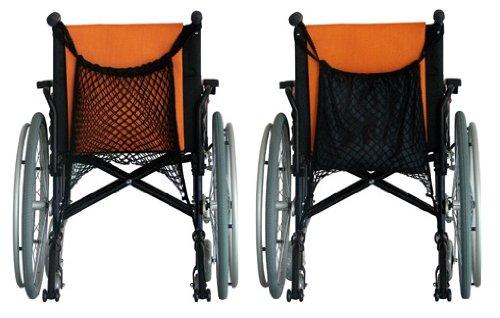 Rollstuhlnetz mit Innentasche