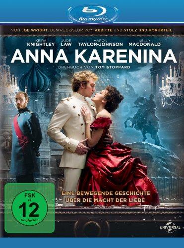 Bild von Anna Karenina [Blu-ray]